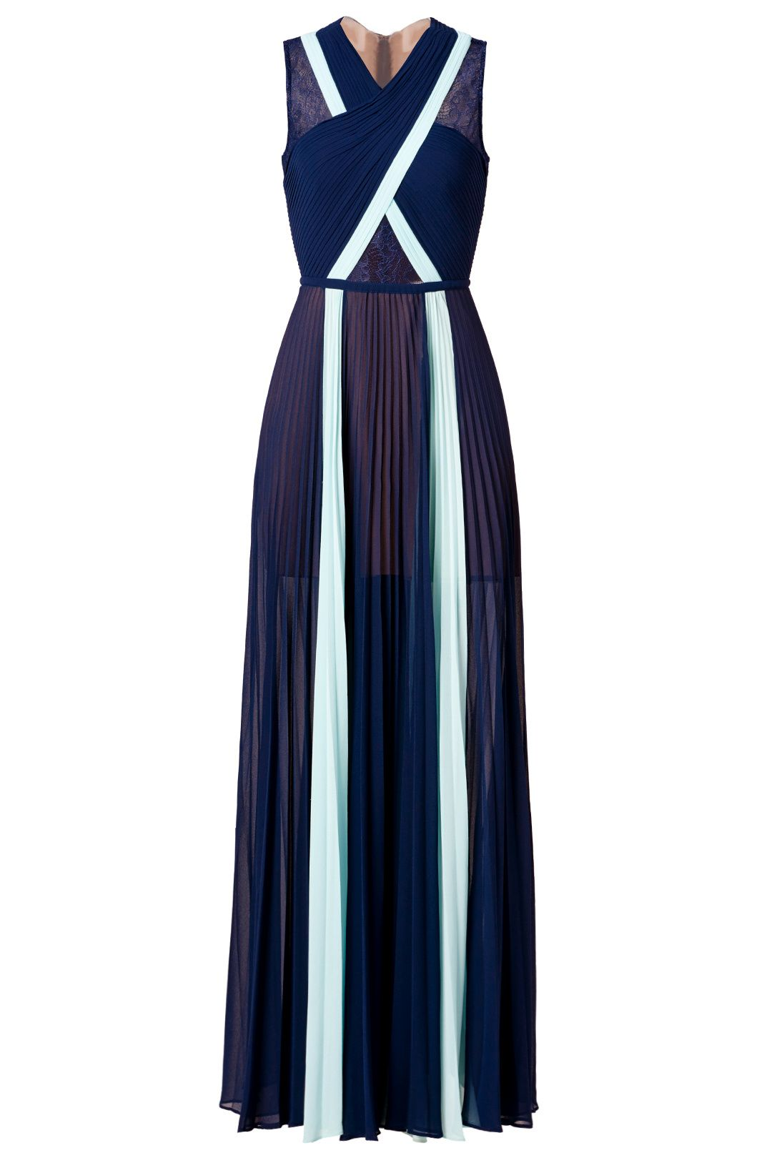 Contrast caia gown gowns designers and formal