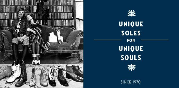 Unique soles for unique souls