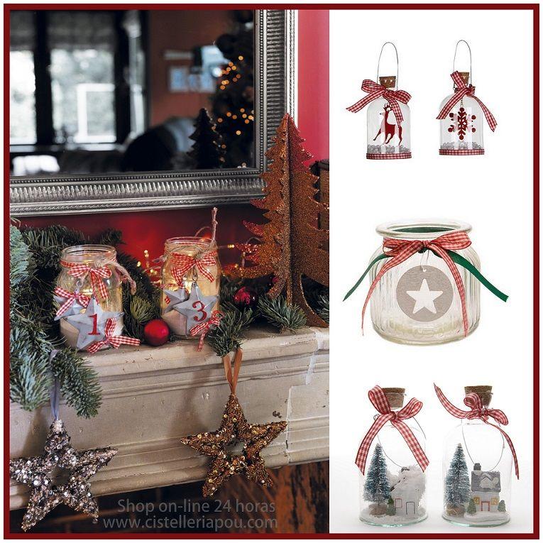 Art culos para la decoraci n de navidad elementos for Articulos de decoracion para navidad