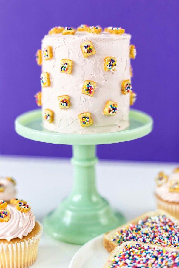 Fairy Sprinkle Bread Cakes...