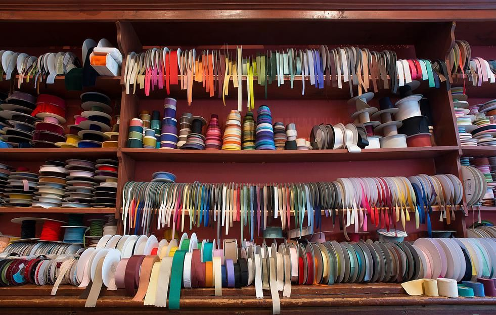 the ribbonerie- San Francisco | Places to Find Stitching Goodies ... : quilt shops san francisco - Adamdwight.com