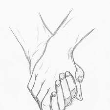 Image Result For Anime Hand Holding Sketches Love Drawings