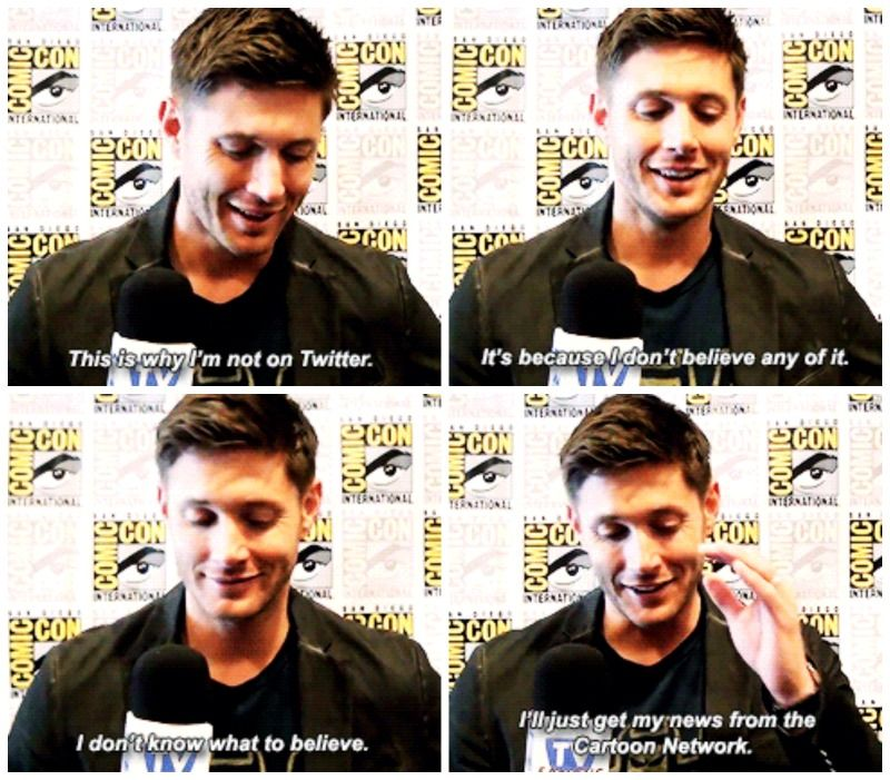 I wish I was a Winchester. Like their 3rd brother. But technically 4th. The awkward one that stumbles and trips on everything.