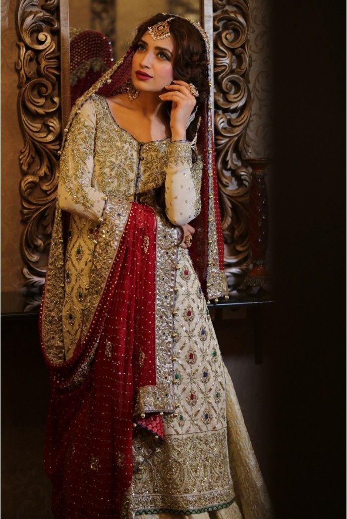 Pakistani Designer Bridal Dresses By Maria B Brides