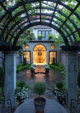 The Virtual Builder   Courtyard design, Patio landscaping ... on Virtual Patio Designer id=74785