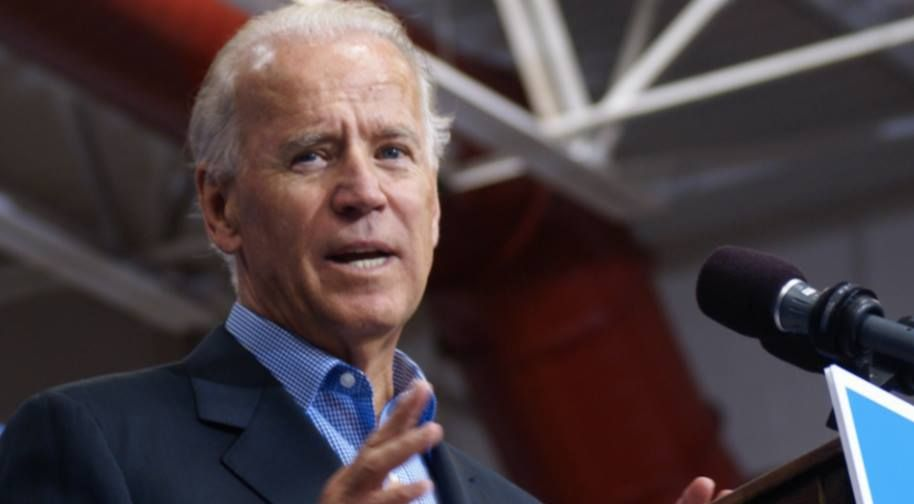 """""""I like the idea of saying, 'We can do much more,' because we can,"""" Biden told The New York Times in a new interview this Thursday."""
