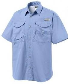 4d30f3ce0607f Camisa Tipo Columbia Manga Corta