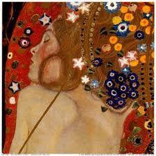 Resultado De Imagen Para El Beso Klimt Significado Sanat Eserleri Tablolar Sanat
