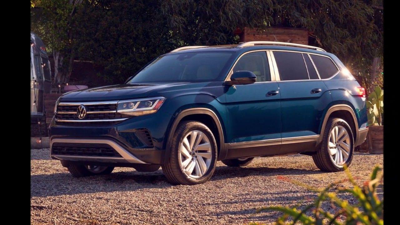 Video 2020 Volkswagen Atlas Volkswagen Atlas Luxury Suv Newcar Volkswagen Atlas New Cars