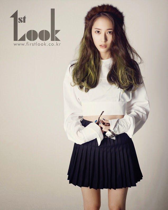 Kpop Female Idols Weight Height Waist Measurements Official And Actual Profiles Park Bom F X Krystal Sulli Sojin Krystal Jung Fashion Look Magazine