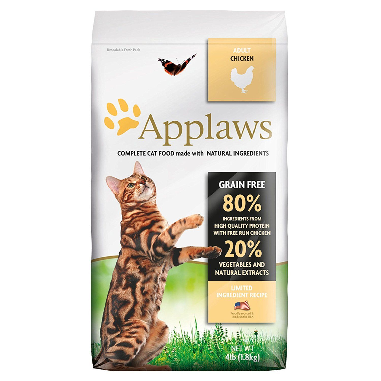 Applaws Chicken Grain Free Dry Cat Food 4 Lb You Can Get