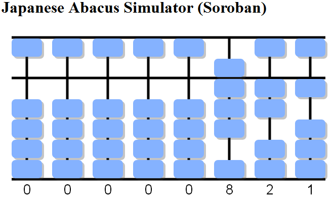 abacus simulator