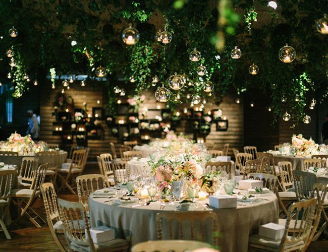 Wedding In Spanish.Enchanting Garden Wedding In Spain Wedding Reception Rustic