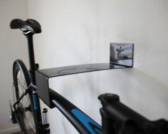 steel wall mounted bike rack bike shelf bicycle storage