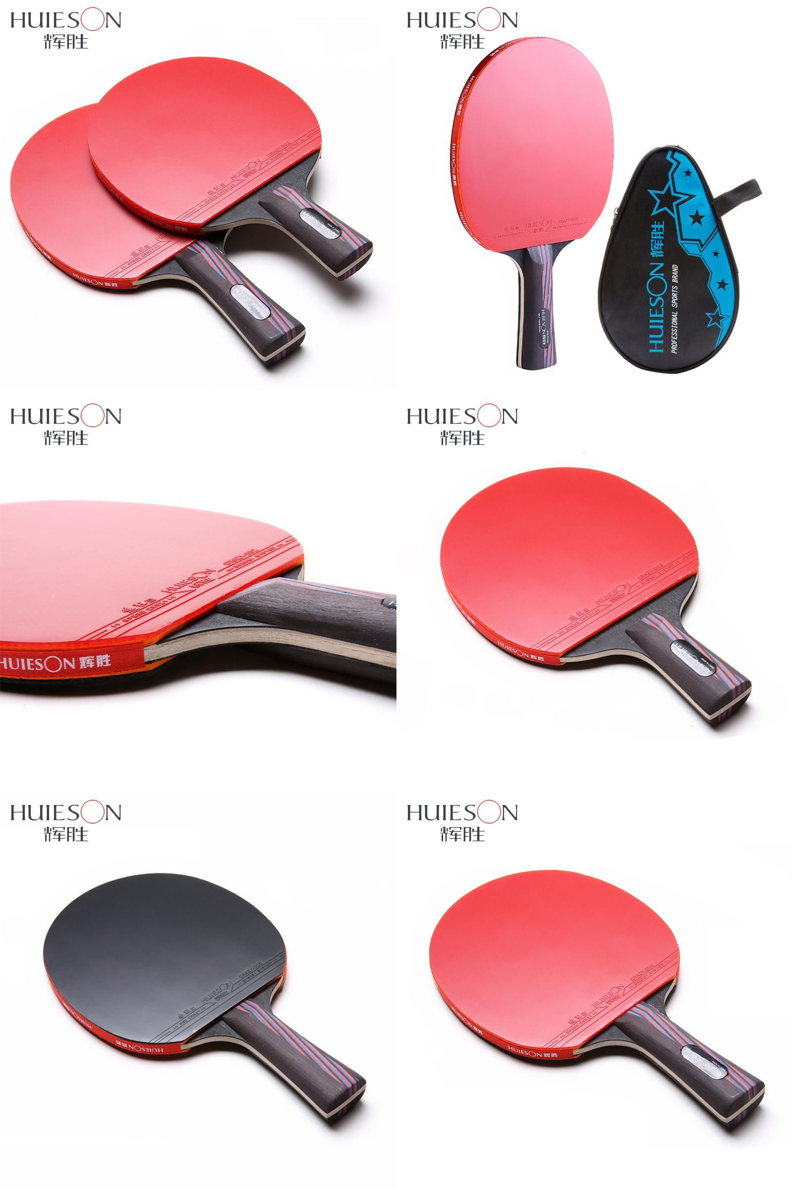 Visit To Buy Huieson Carbon Fiber Table Tennis Racket Double Face Pimples In Racket Rubber Table Tennis Ba Table Tennis Bats Table Tennis Racket Table Tennis