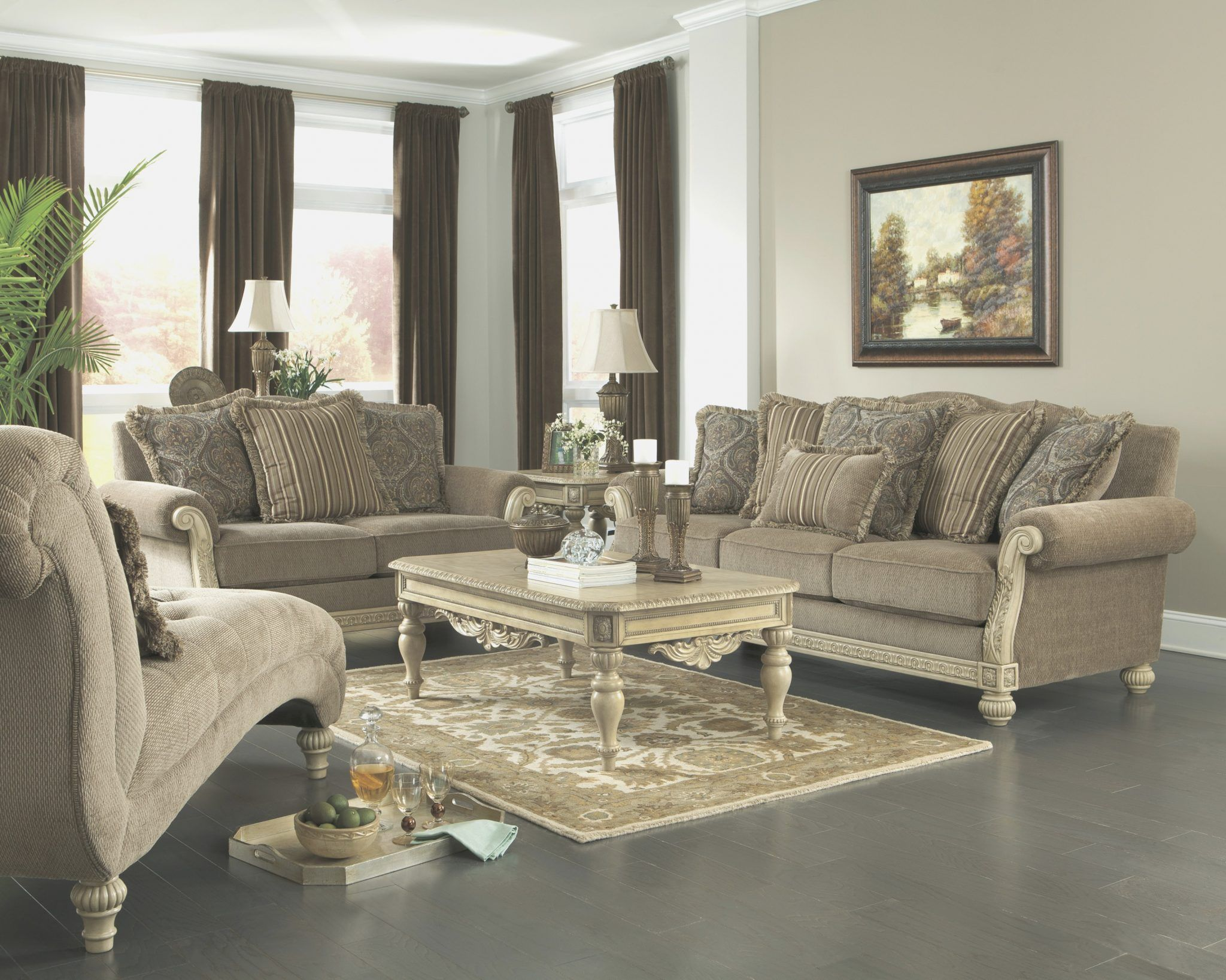 Ashleys Furniture Living Room Sets Ashley Furniture