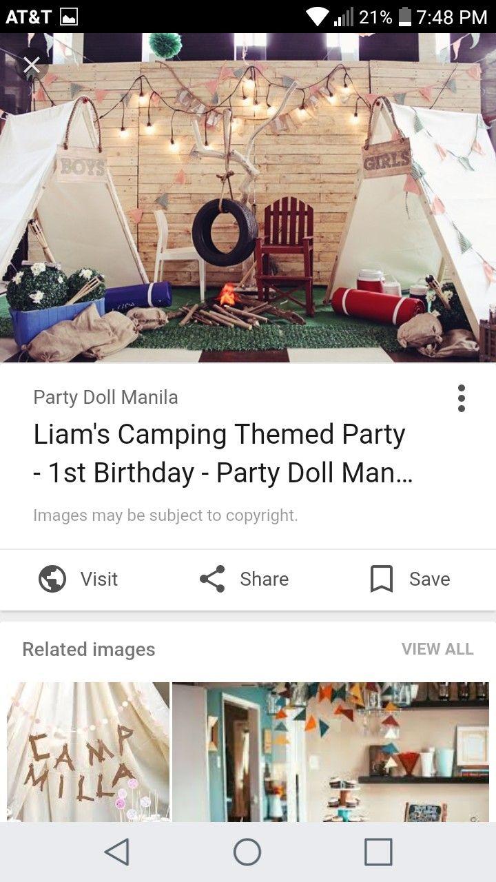 Pin on Halloween camping