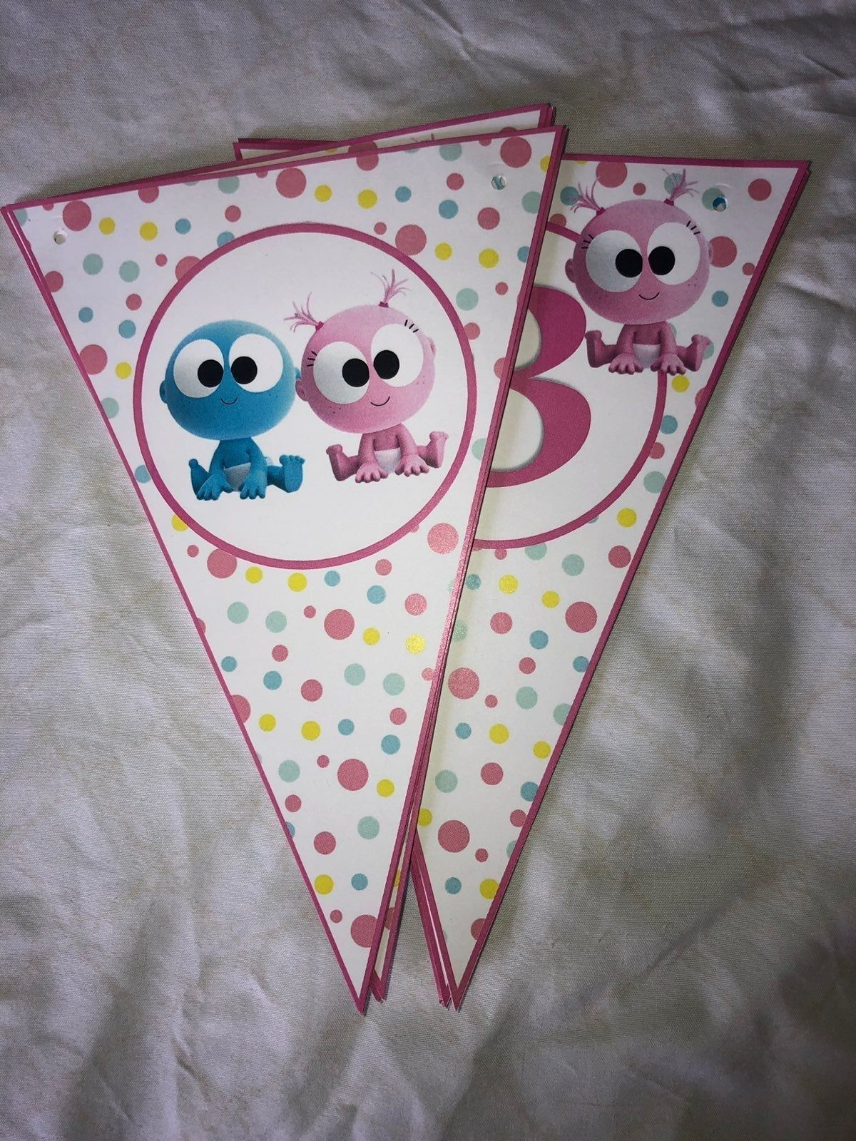 Goo Goo And Gaa Gaa : BabyFirst, Banner, Happy, Birthdays,, Birthday, Banners,, Daughter