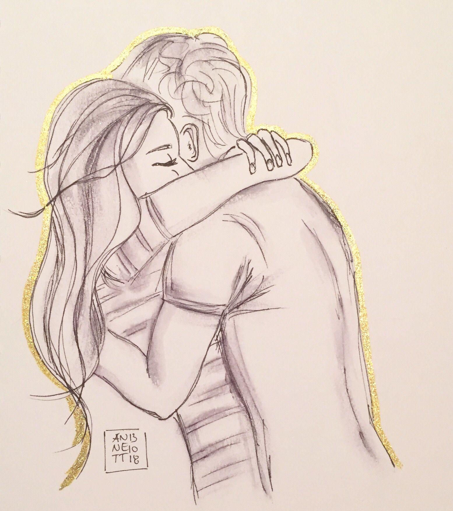 I miss our hug