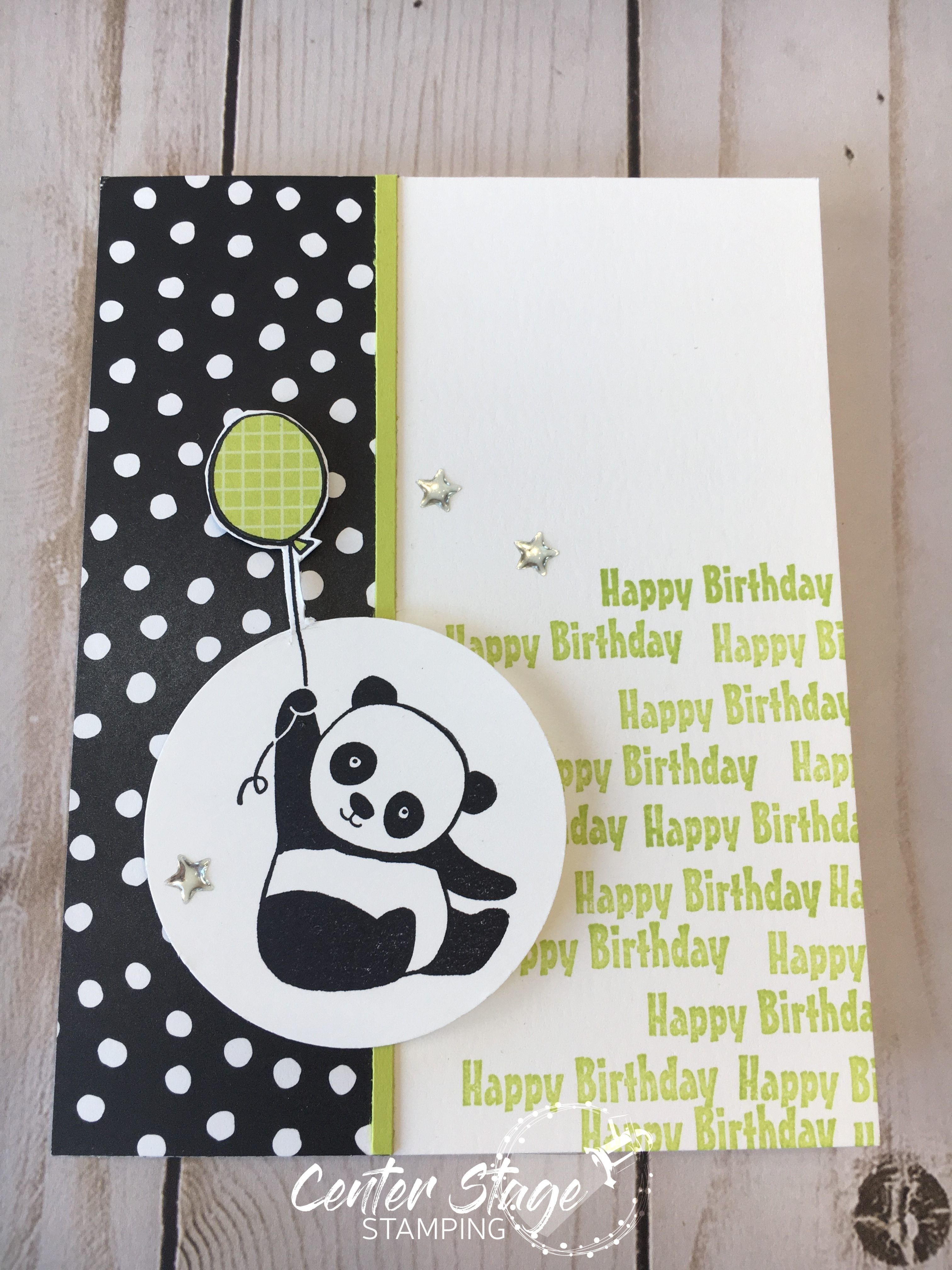 Новый, красивые открытки панды своими руками