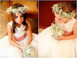 Resultado de imagem para arranjo de flores cabelo de daminhas