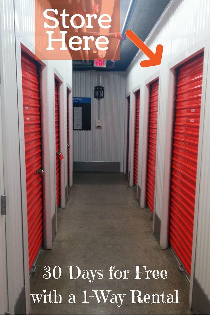 U Haul Storage Has The Most Coverage In North America
