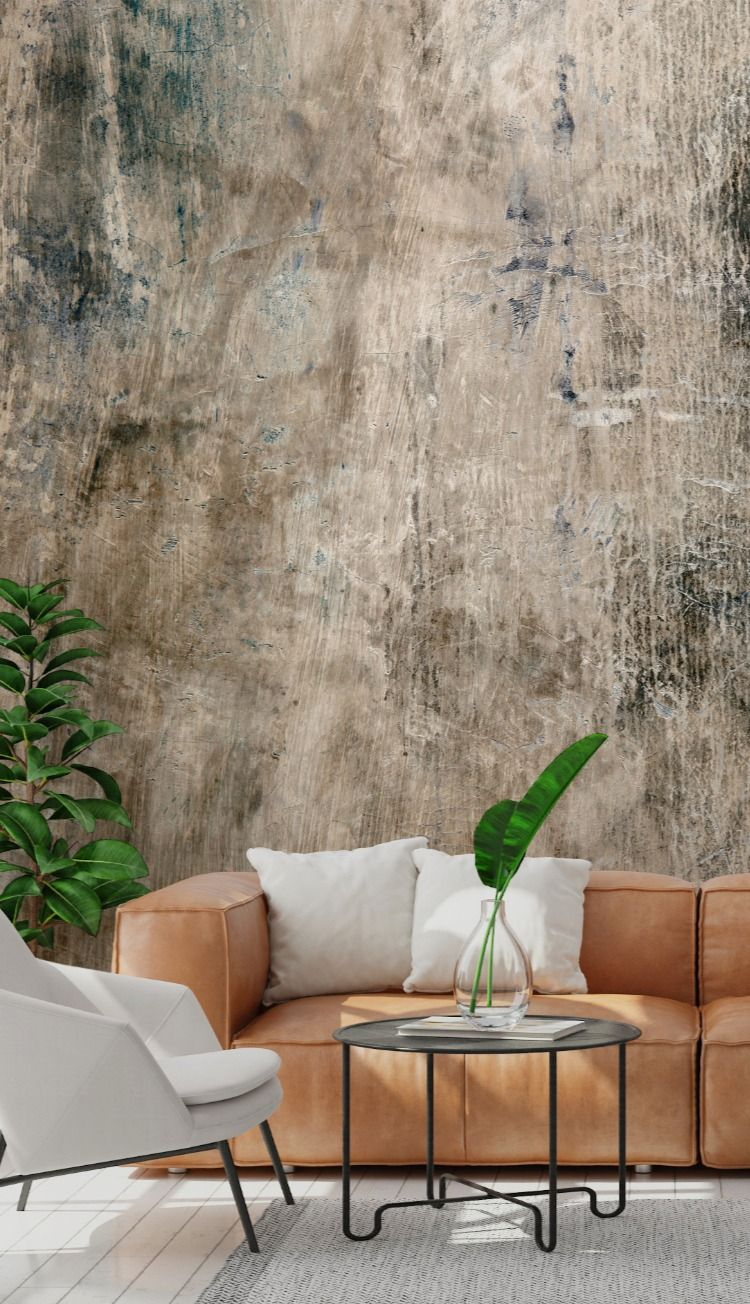 Give Your Room That Show Stopping Feature Wall With A Custom Made Wallpaper Mural From Wallsauce In 2020 Concrete Wallpaper Wallpaper Decor Mural Wallpaper