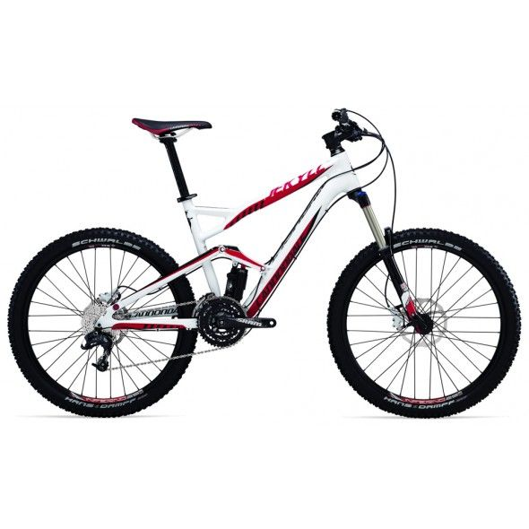 Cannondale Jekyll 4 Mountain Bike 2012 Full Suspension Mtb