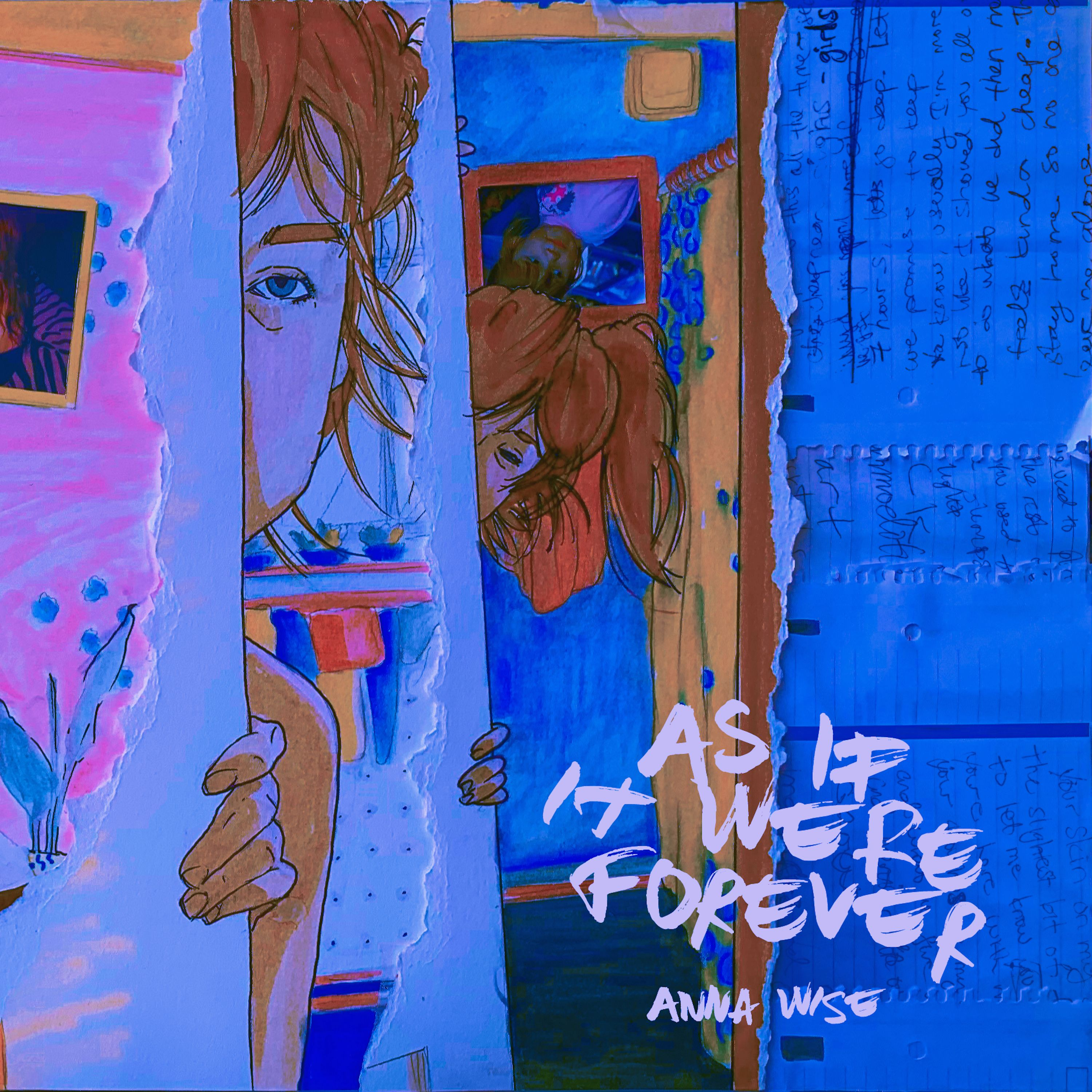 Anna Wise As If It Were Forever 3000x3000 Os Album Art Album Music