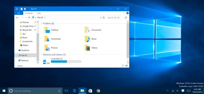 What's New in Windows 10's First Big November Update #windows10