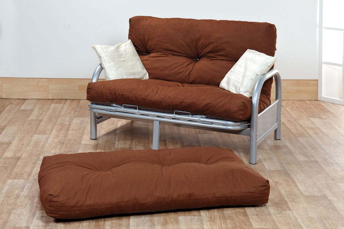 Nice Small Futon Couch Awesome 97 On Contemporary Sofa Inspiration With