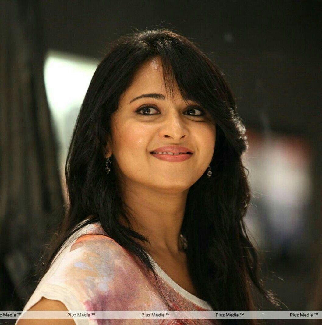 Heroine haircut images anushka shetty  baahubali  pinterest  indian beauty actresses