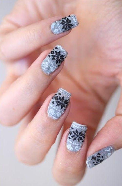 Best Christmas nails that girls will need in 2015 winter ! - Fashion ...