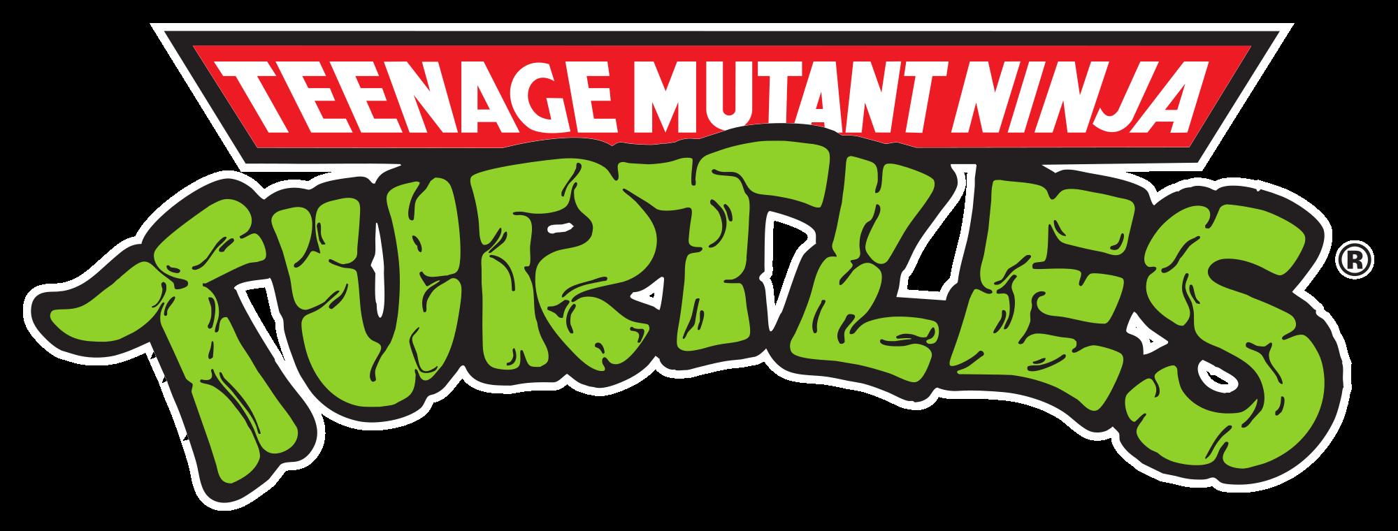 2000pxTmntlogo.svg.png (2000×760) Tortugas ninjas