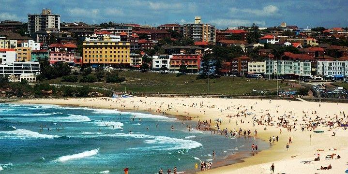 Bondi Beach, Sydney, New South Wales, Southeastern Australia, Australia, Oceania