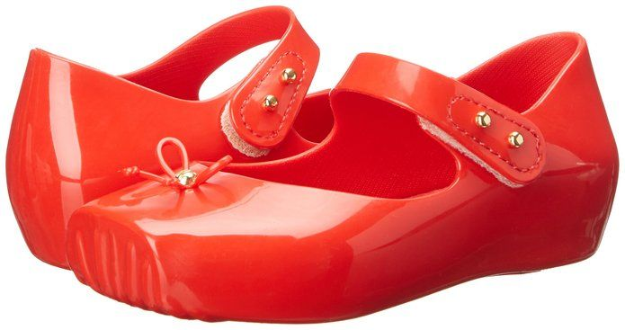7cfbd3efe8808 Amazon.com | Mini Melissa Mary Jane Ballet (Toddler) | Flats | Shoes ...