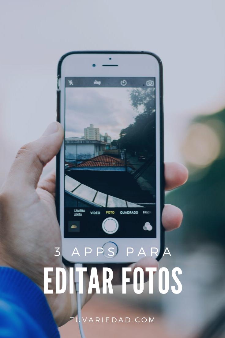 Con Esta App Podrás Editar Fotografías Sin Perder Nivel De Detalle Fotografia Camara Apps Iphone Android Aplicaciones Para Sacar Fotos Apps Editar Fotos