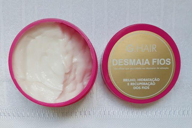 Resenha Kit Desmaia Fios Da G Hair Com Imagens Desmaia Fios