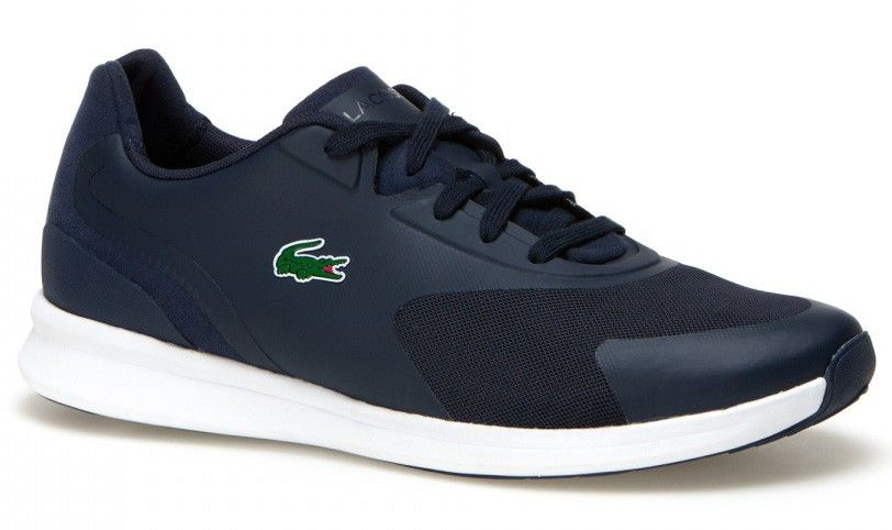 separation shoes f3194 6563f Zapatillas Lacoste Azul Marino - LTR   Envio Gratis