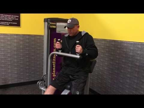youtube  planet fitness workout planet fitness machines