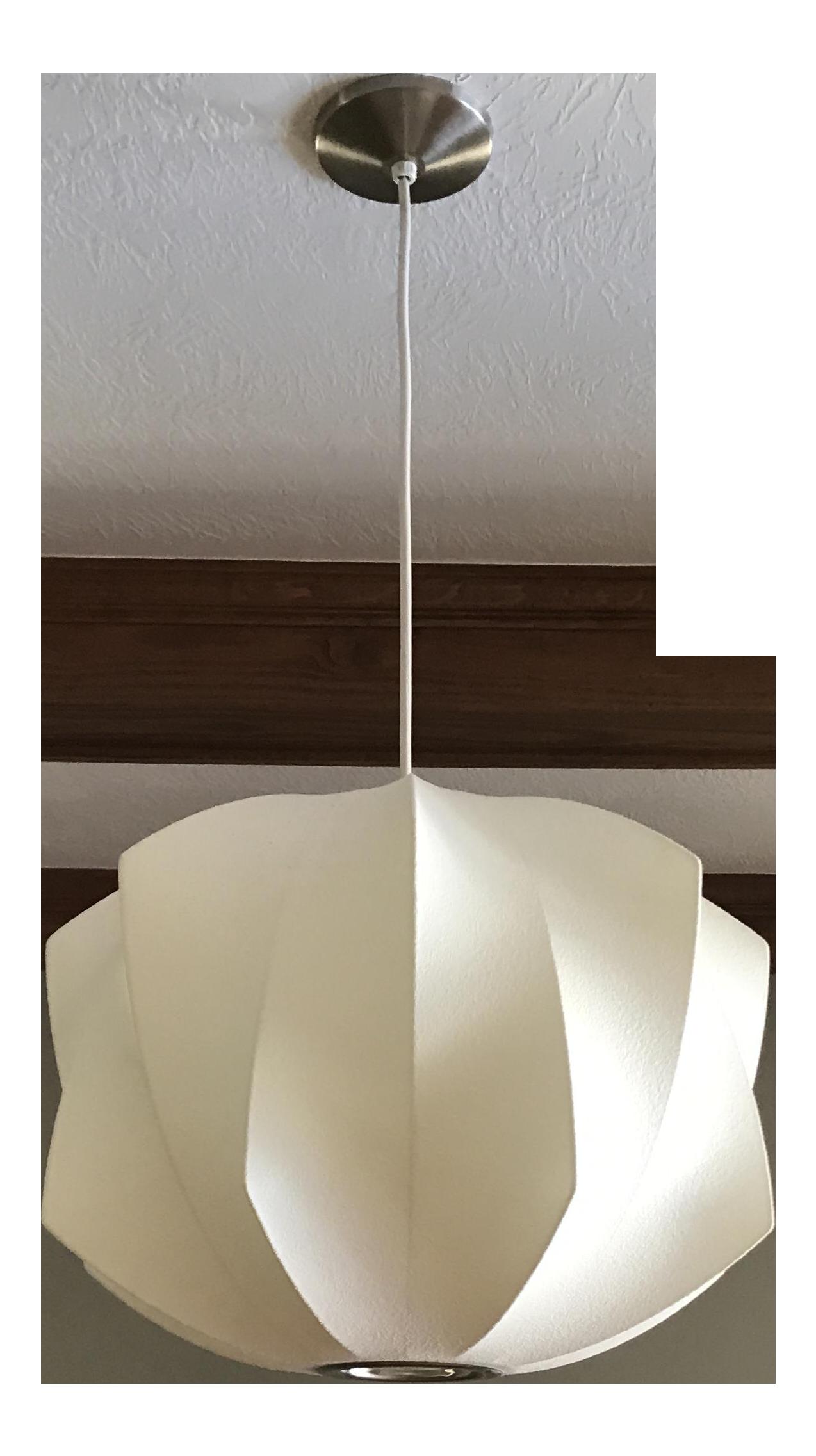 design within reach lighting. Design Within Reach Nelson Propeller Pendant Bubble Light On Chairish.com Lighting