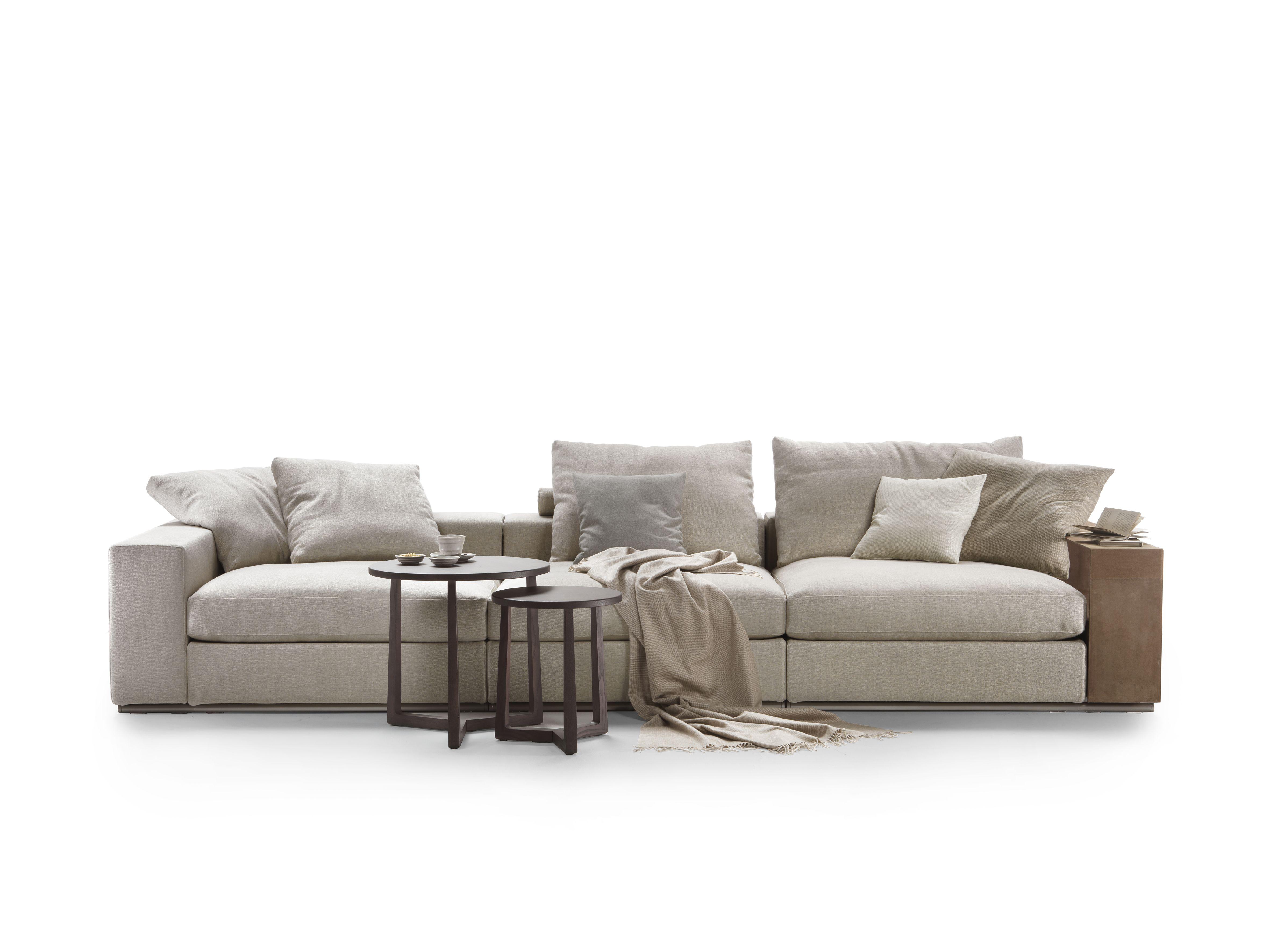 Flexform Groundpiece Bookshelve Flexform Fabric Novalis O  # Muebles Di Giano