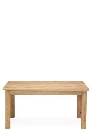 Bronx Light 6 To 8 Seater Extending Dining Table Attic Decor Pinterest Oak And