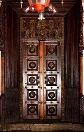This Door In Karaikudi Is 100 Years Old The Design Is