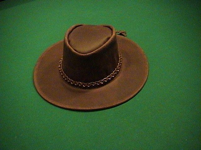 1800 Mountain Man's Hat