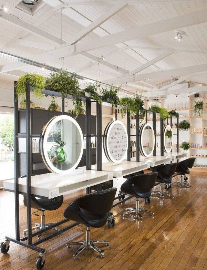 indian salon interior design french hair salon interior ...