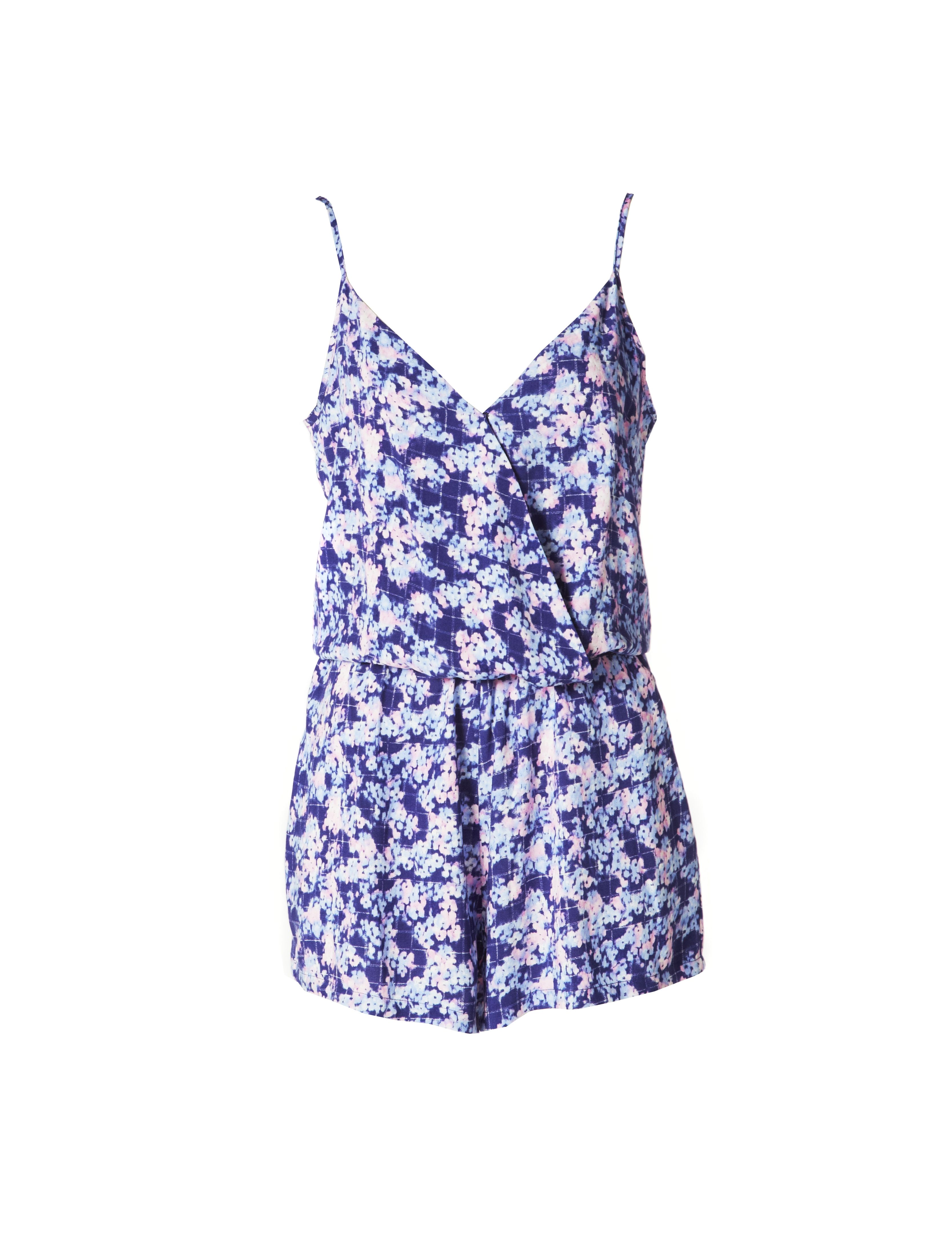 Playsuit from Glassons #floralgrunge @Westfield New Zealand ...
