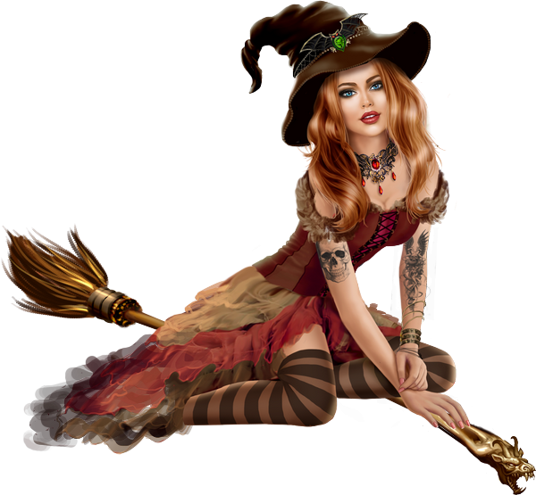 Witch Png Image Fantasy Girl Beautiful Witch Witch Art