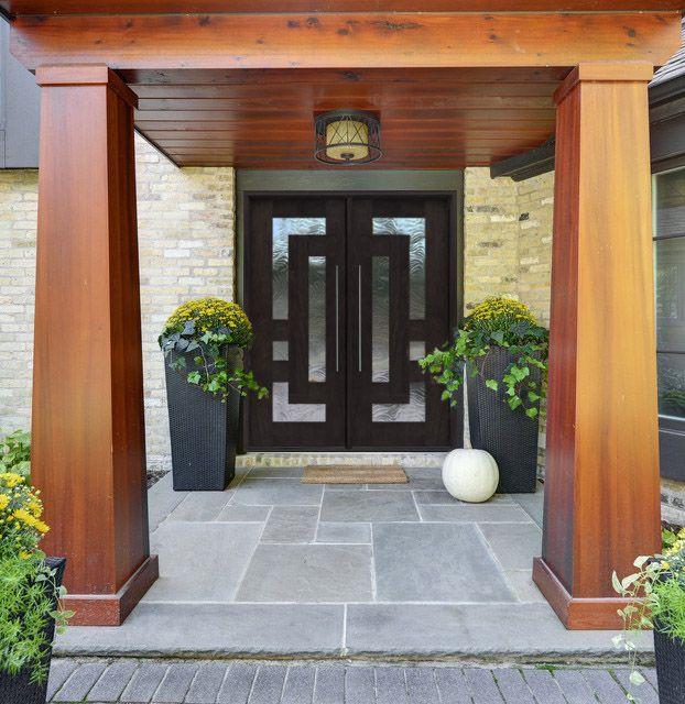 5 Wooden Front Door Designs for Your Home