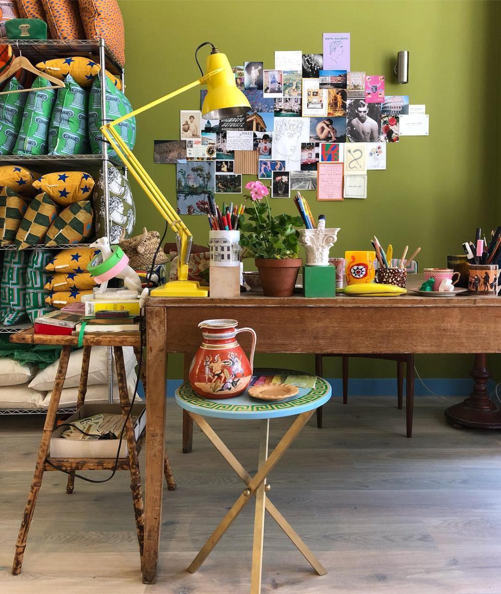 Meet The Interior Designer: Luke Edward Hall In 2020